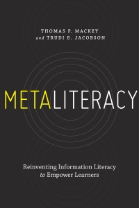 Metaliteracy Book Cover
